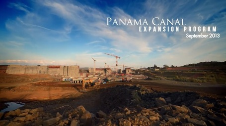 Panama Canal Expansion Program (sept 2013) - ingles